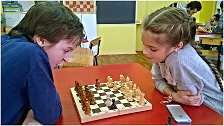 Шахматные лекции м.кисловат